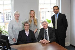 Conveyancing Department at Palmers